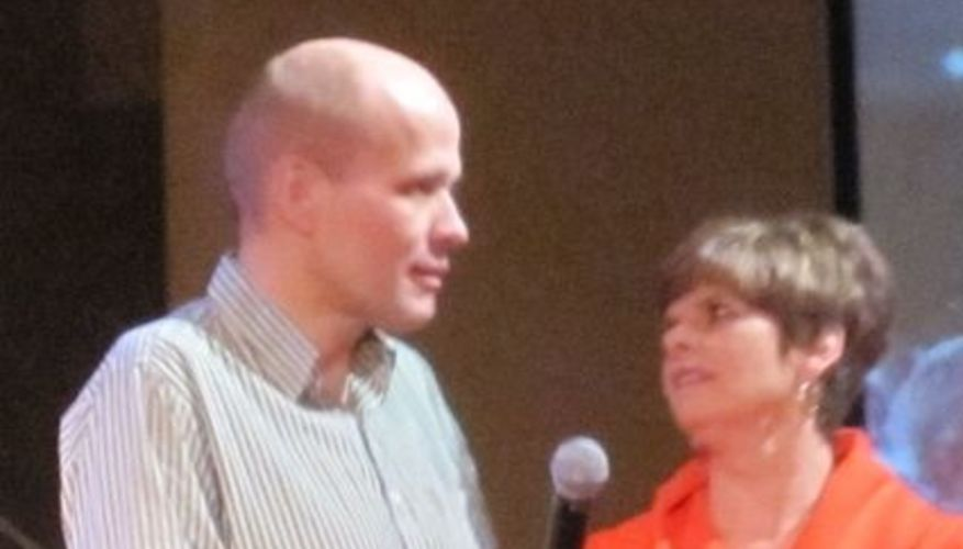 Cindy and Jan-Aage on Prophetic Assignment