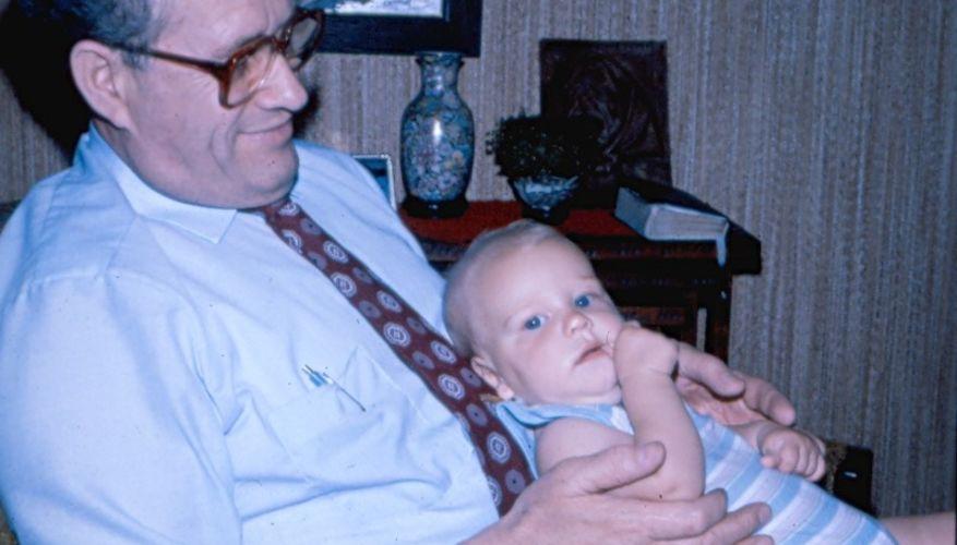 Misjonær Astrid Hovs minneord om min pappa